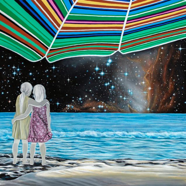 Nicole Gordon, 'Always Connected', 2019, Corey Helford Gallery