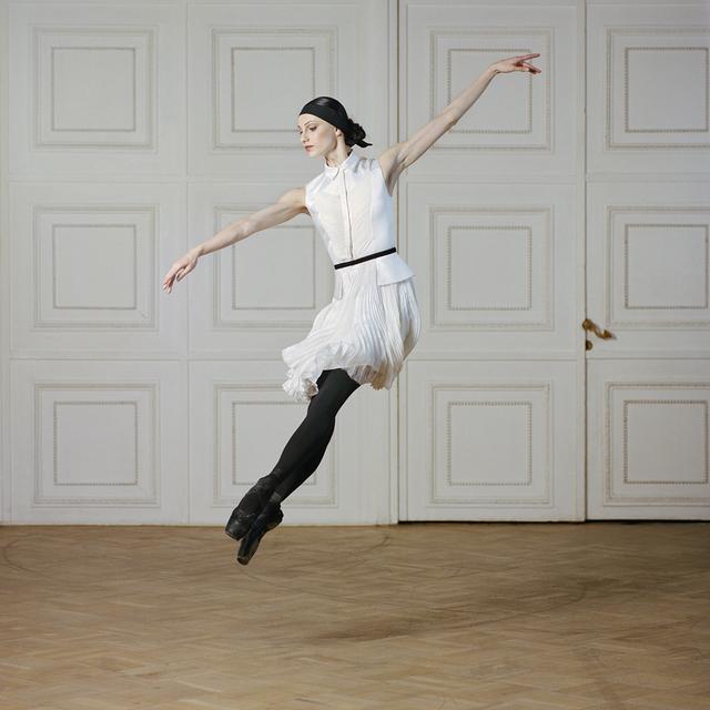 Valery Katsuba, 'Ballerina in a jump in the Titian Hall', 2013, Isabelle Serrano Fine Art Gallery
