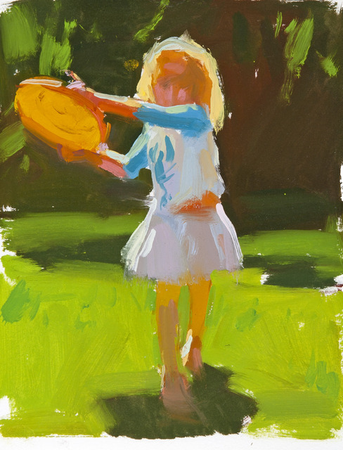, 'Frisbee,' , Dowling Walsh