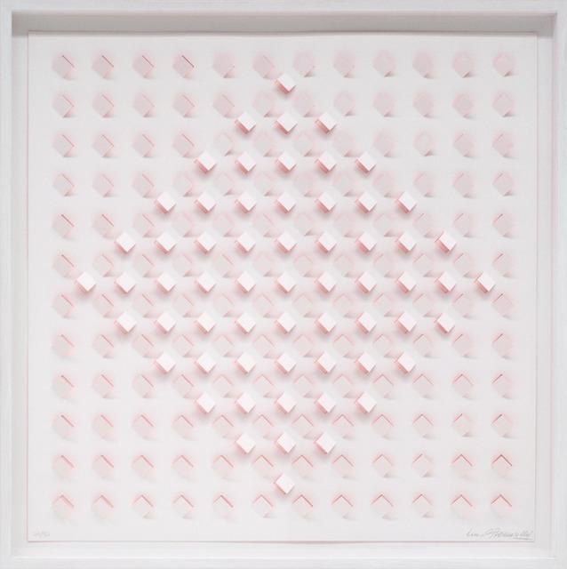 , 'S/T 1 - Rosa,' 2013, Polígrafa Obra Gráfica