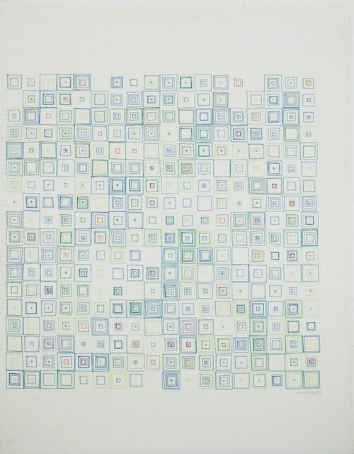 , '(Des) Ordres,' 1974, Senior & Shopmaker Gallery
