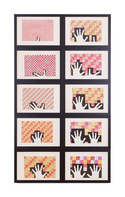 , 'Da Uno Da Dieci (Arabo),' 1969, Ben Brown Fine Arts