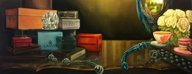 , '032 Filosofia en el Tocador,' 2014, Isabel Croxatto Galería