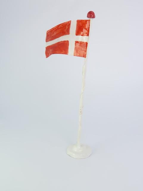 , 'Birthday Flag,' 2015, V1 Gallery