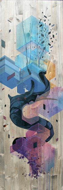 , 'Through the Skies,' 2017, Burning Giraffe Art Gallery
