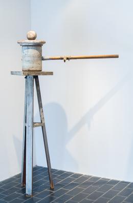 , 'My Signed Curveball,' 2014, Clark Gallery