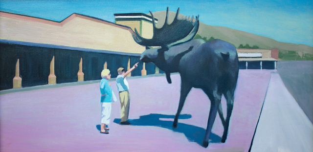 , 'Danger Moose,' 2016, Visions West Contemporary
