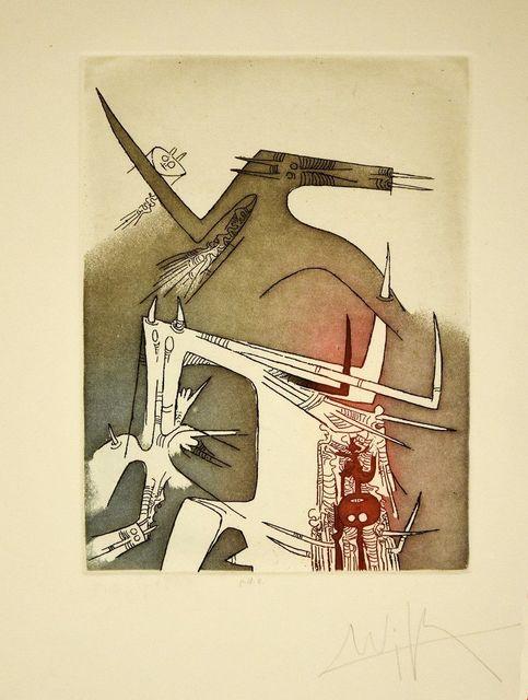 , 'Fantastic Composition,' 1979, Wallector