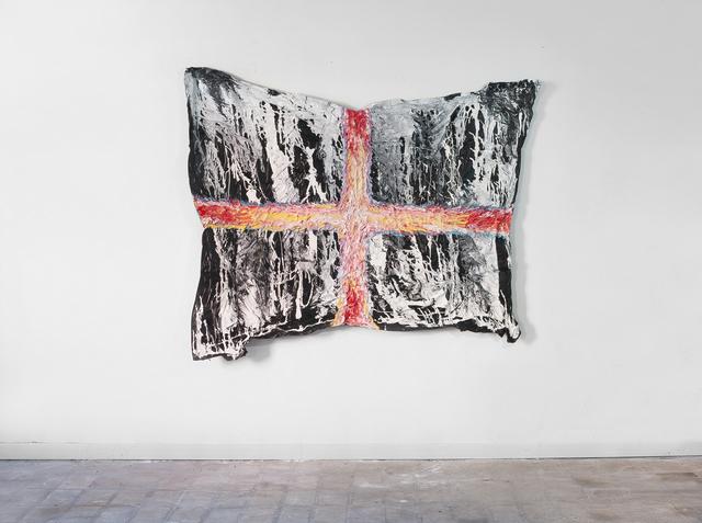 , 'Cross,' 2016, White Noise Gallery