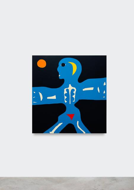 James Ulmer, 'Sun Moon Bone', 2019, V1 Gallery
