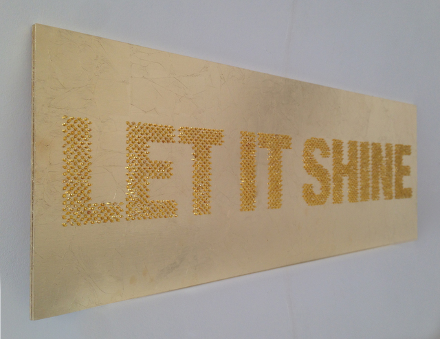 , 'Let It Shine,' 2017, Ani Molnár Gallery