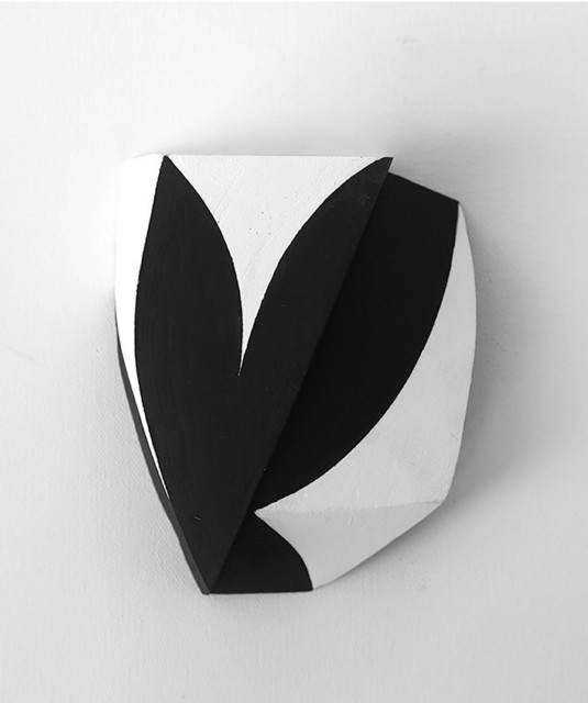 , 'In A Folded Leaf 4,' 2017, Alpha Gallery