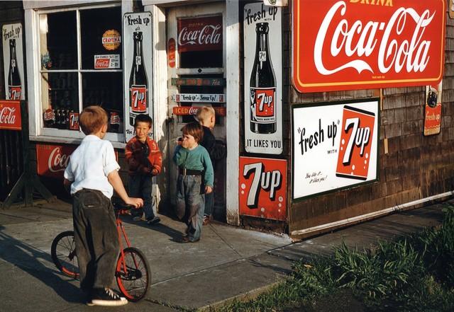 , 'Bogner's Grocery,' 1960, Laurence Miller Gallery