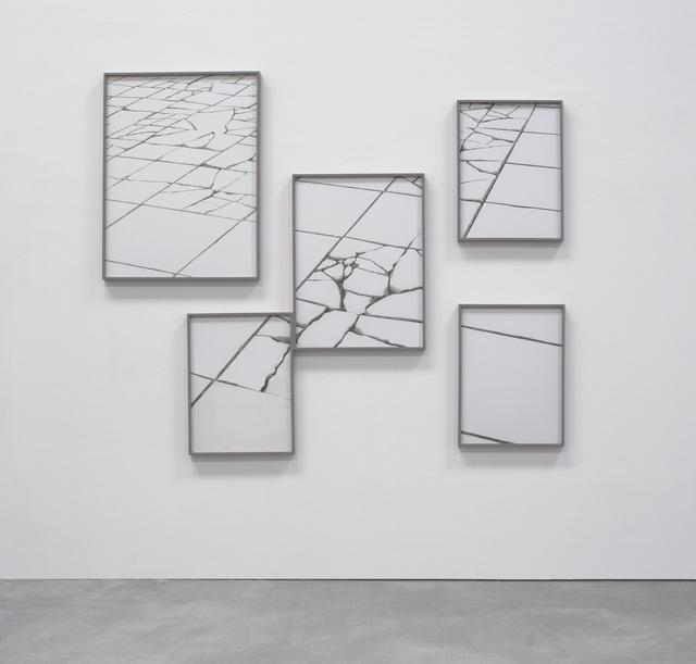, 'Cluster 04,' 2013, Loock Galerie