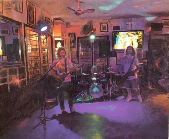 , 'Escuchando Motörhead,' , Sala Parés