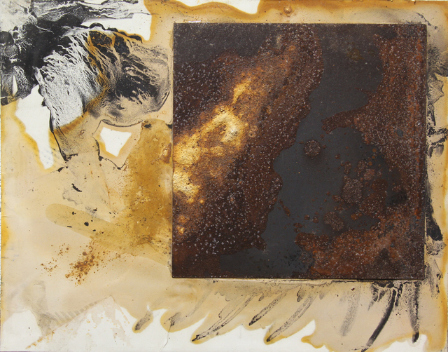 Hila Laiser-Beja, 'Black Sqaure I', 2011, IAILA