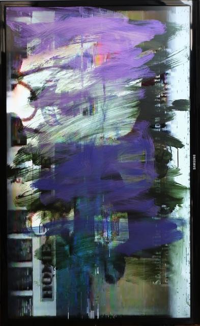 , 'gesture/data,' 2013, Whitney Biennial 2014