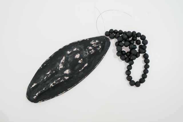 Cynthia Fusillo, 'Worry beads with Madonna', 2020, Mixed Media, Painted ceramic, Galeria Contrast