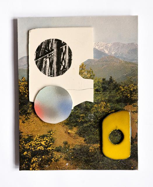 , 'Untitled (MDW027),' 2015, Asya Geisberg Gallery