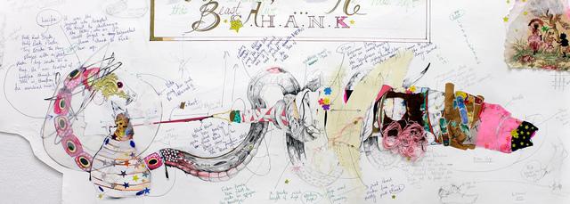 , 'Snake, Doll, Shank,' 2014, Nomad Gallery