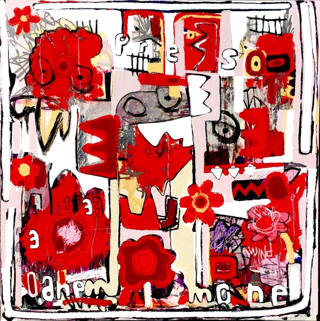 , 'Daybird,' 2016, Artspace Warehouse