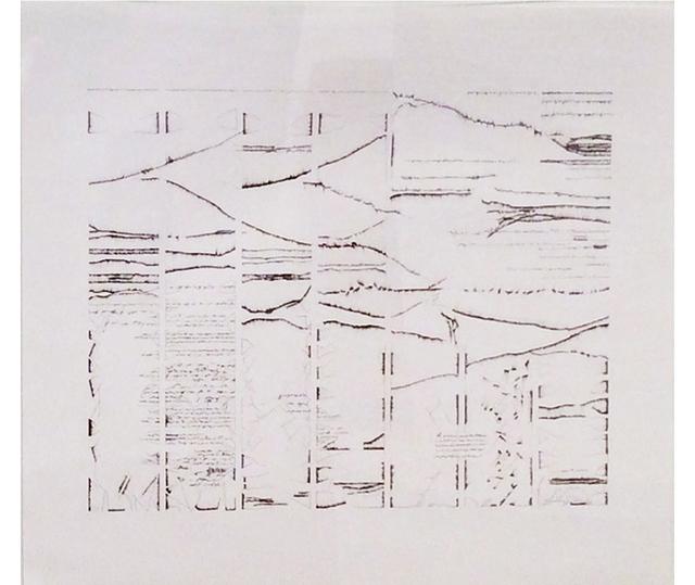 Mirtha Dermisache, 'Texto mural 2', 2007, Herlitzka + Faria