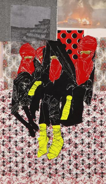 , 'The Healers,' 2015, Roman Fine Art