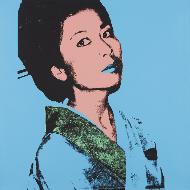 Andy Warhol, 'Kimiko', 1981, Zeit Contemporary Art