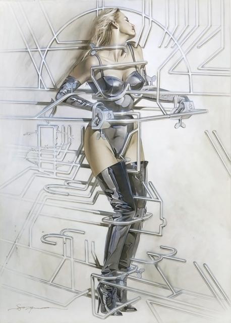 Hajime Sorayama, '2002.18', 2001, IX Gallery