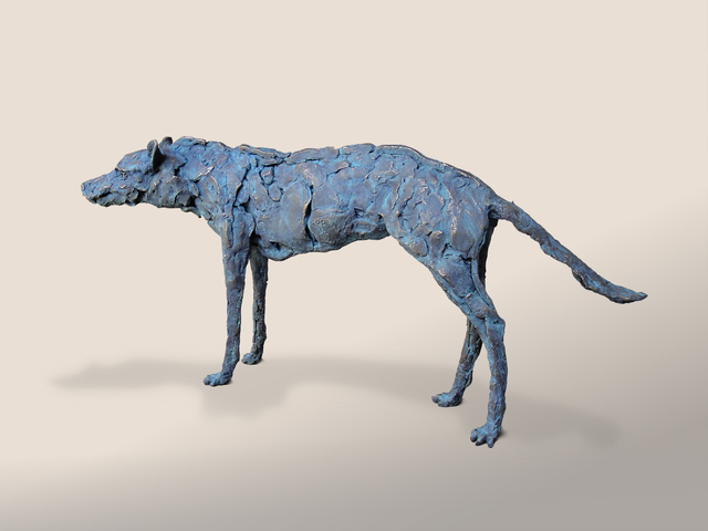 , 'Female Wolf ,' , ÆRENA Galleries and Gardens