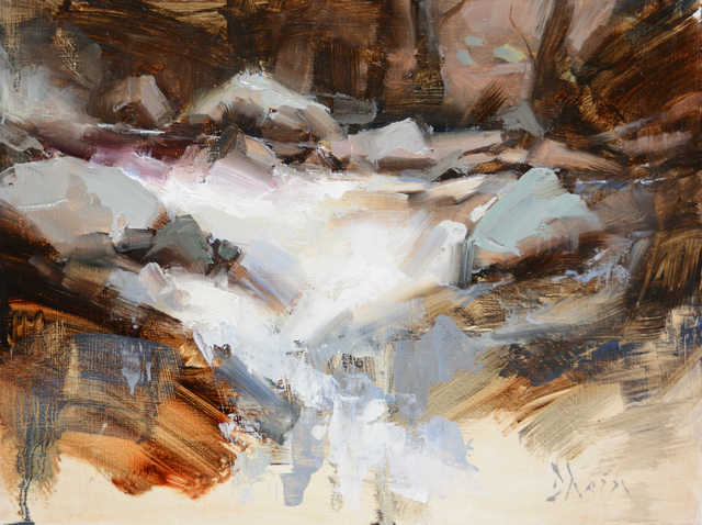 , 'Rapids at Yosemite,' 2015, Abend Gallery
