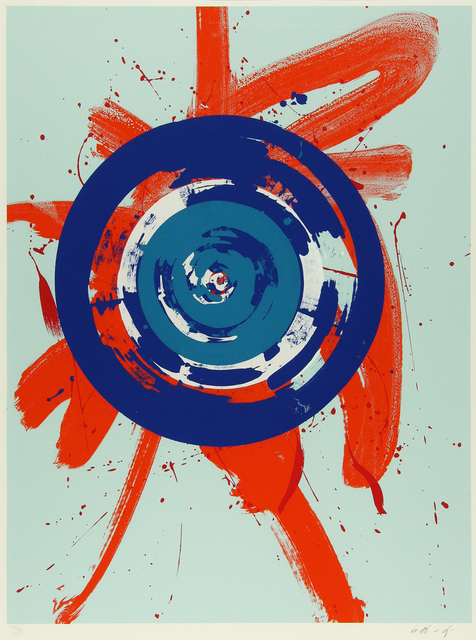 , 'Circle in the Orange,' 1993, Der-Horng Art Gallery