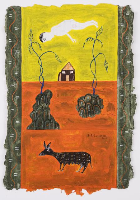 Franck Lundangi, 'Untitled', 2010, Cavin-Morris Gallery