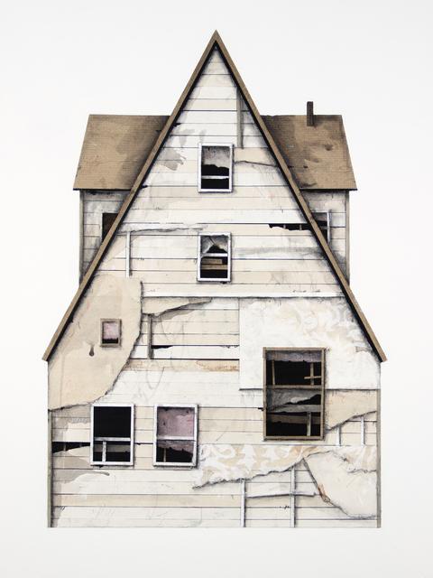 , 'House Portrait Series XV,' 2018, Paradigm Gallery + Studio