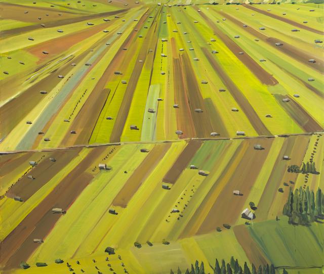 , 'Patchwork,' 2015, Galleri Bo Bjerggaard