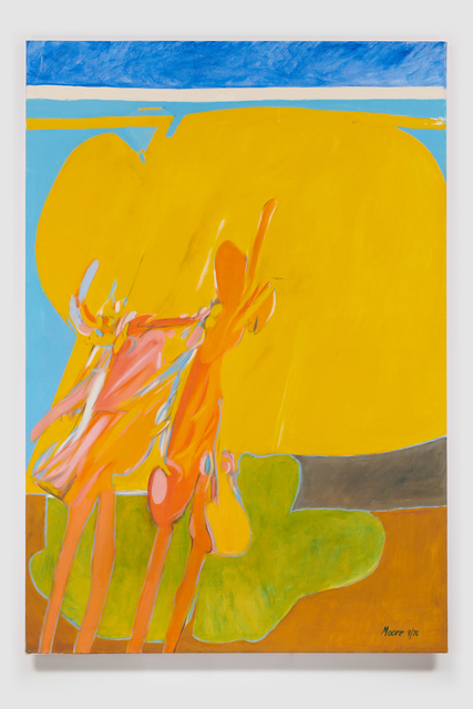 , 'Untitled I (Yellow Blue Green),' 1976, Susan Eley Fine Art