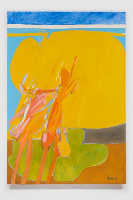 , 'Untitled I (Yellow Blue Green),' 1976, Susan Eley Fine Art