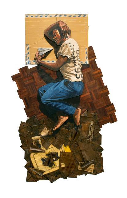, 'Ponder Says Jump,' 2014, Sulger-Buel Lovell