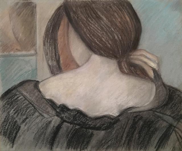 , 'Cleavage,' 2012, Agnès Szaboova Gallery
