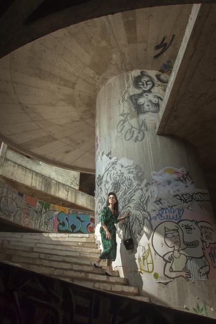 Márcia Beatriz Granero, 'Esqueleto', 2015, IFAC Arts