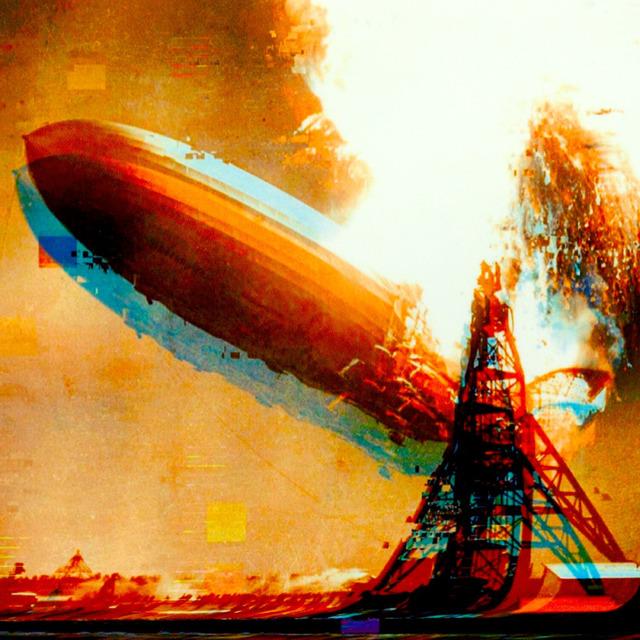 , 'Hindenburg,' 2019, {9} The Gallery