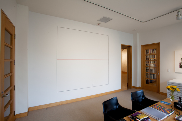, 'Wall Drawing 197,' 1973, Fraenkel Gallery