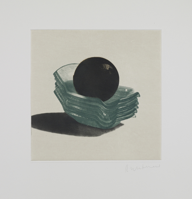 , 'Untitled 10 from 12 Objects, 12 Etchings,' 2010, Paragon