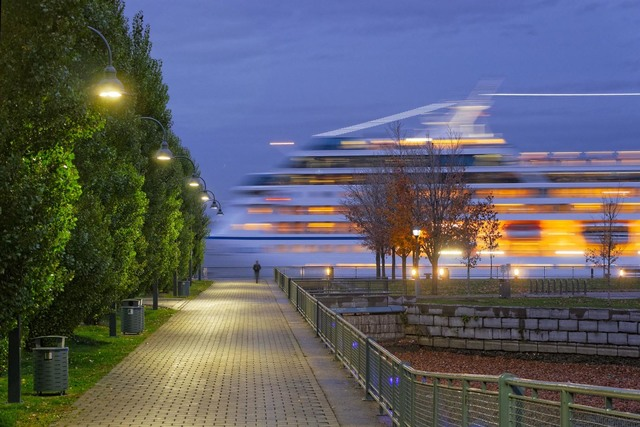 , 'Leaving Port, Montreal,' , Soho Photo Gallery