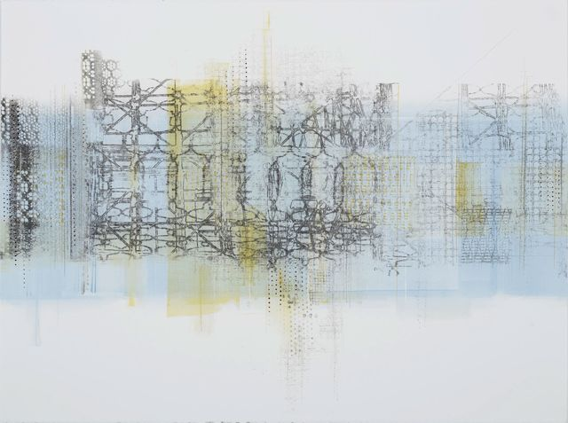 Deborah Sibony, 'Rhythms and Tensions 1', 2016, Kala Art Institute