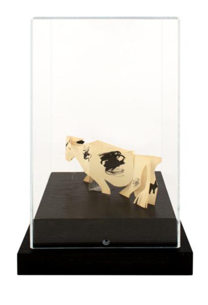 , 'Cow,' c. 1950, David Barnett Gallery