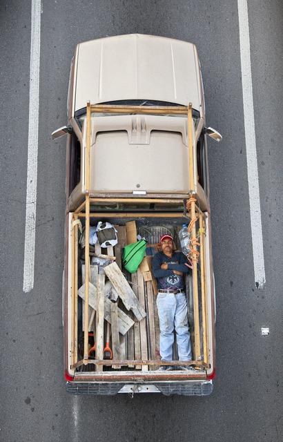 Alejandro Cartagena, 'Carpoolers #30', 2011, Circuit Gallery