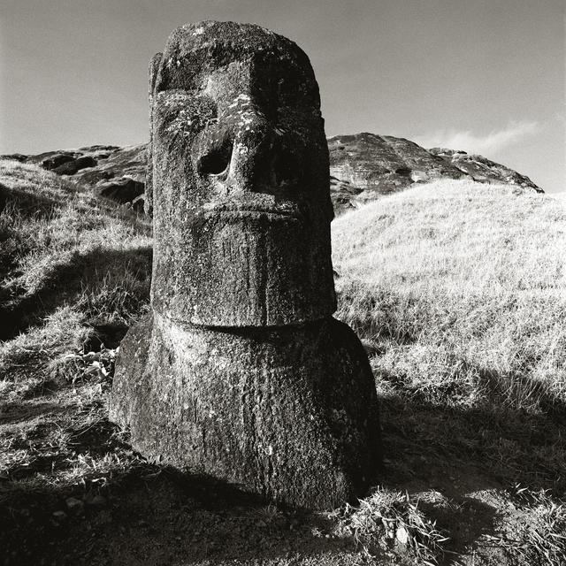 Chris Simpson, 'Rapa Nui III Moai at Rano Raraku ', 2001, Atlas Gallery