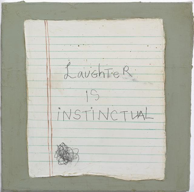 , 'Instinctual,' 2009, Jane Lombard Gallery