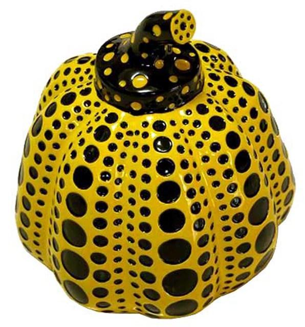 Yayoi Kusama, 'Pumpkin (yellow version)', 2013, EHC Fine Art Gallery Auction
